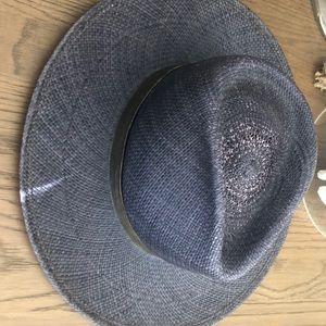 Janessa Leone Accessories - Janessa Leone aster straw hat sz M  215 6203090a2486